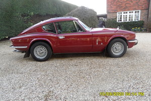 1973 GT6 Mk III For Sale