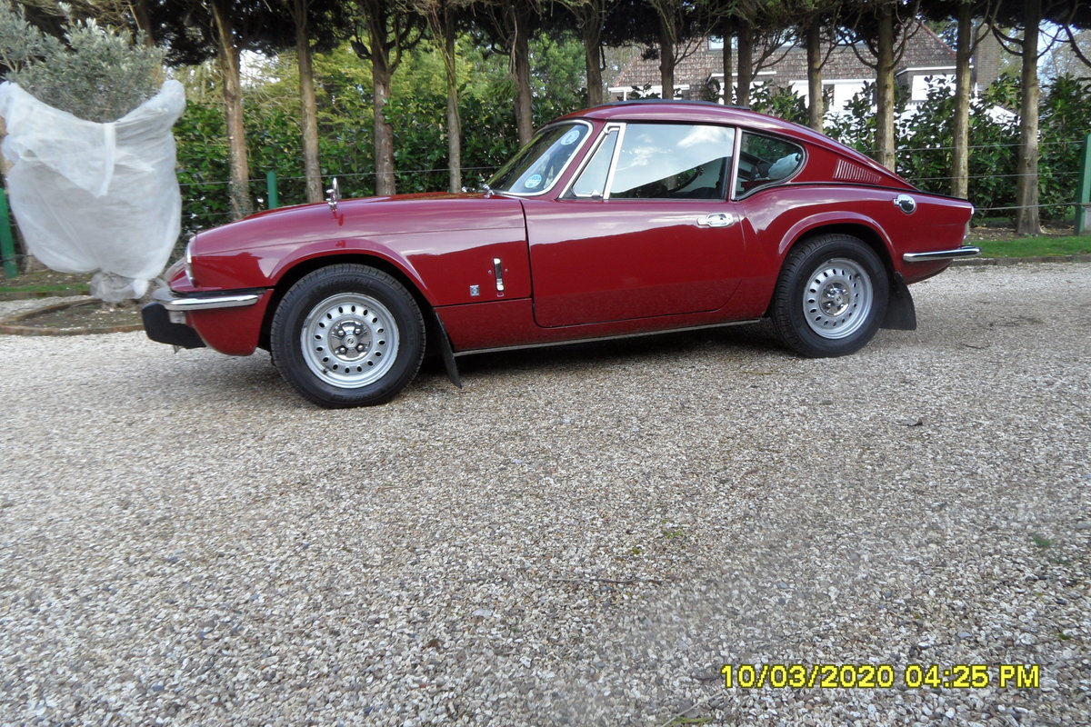 1973 GT6 Mk III For Sale (picture 3 of 6)