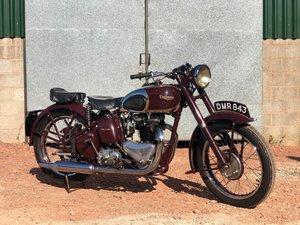 1946 Triumph Speed Twin 5T 500cc Hughie Hancox
