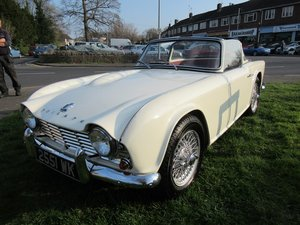 1962 Triumph TR4  For Sale