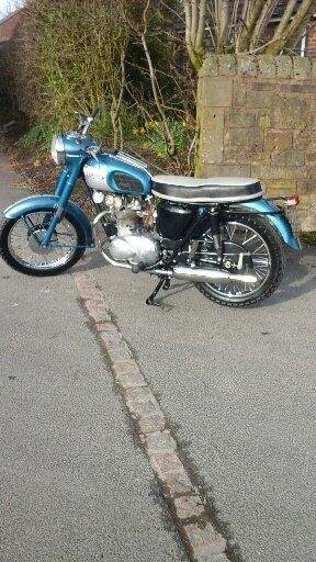 1966 Triumph 3TA