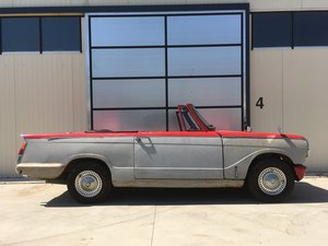 1970 Herald 13/60 Convertible for restoration For Sale