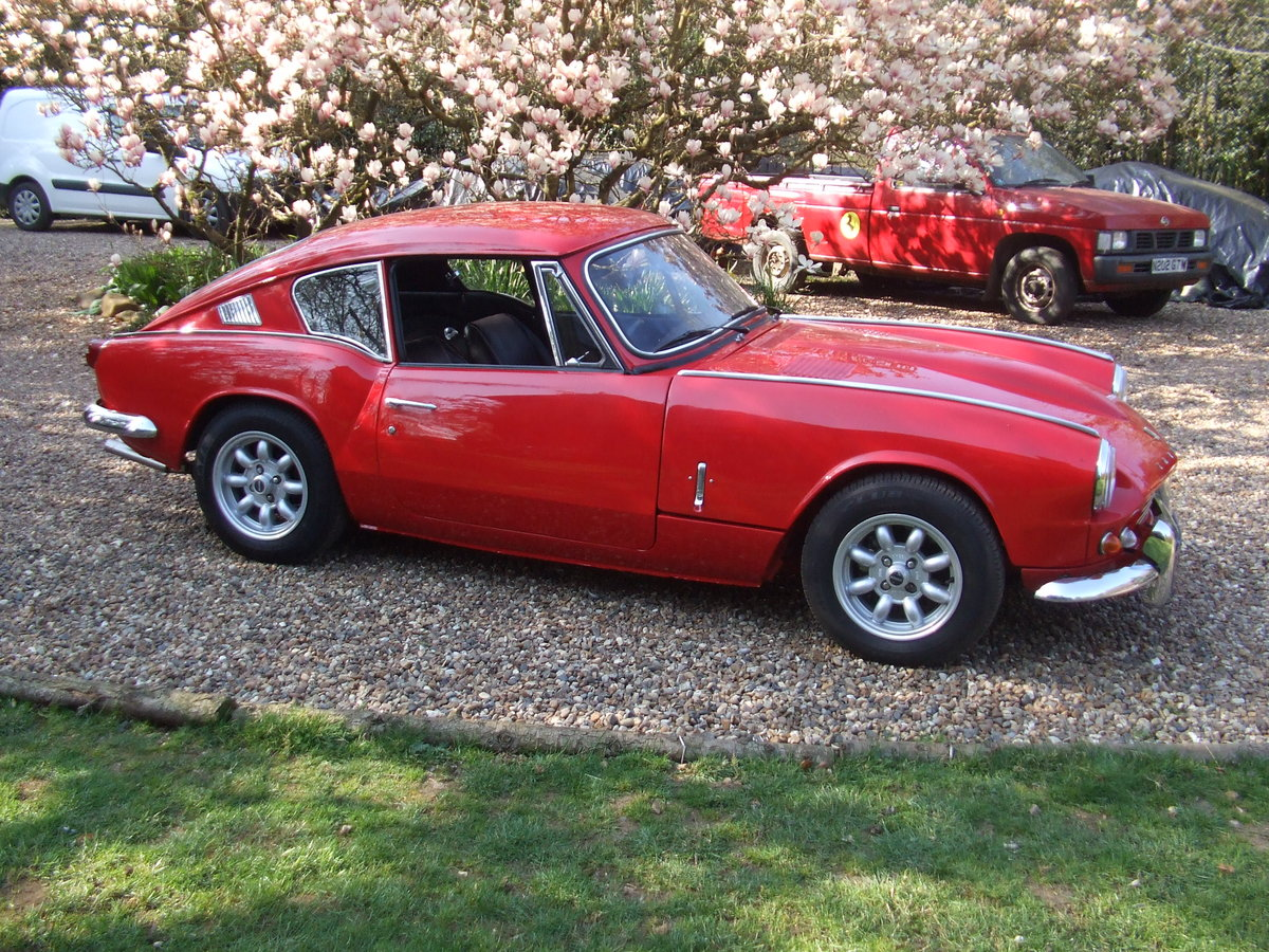 1970 GT6 MK2 OVERDRIVE,SUPER CAR LOADS OF HISTORY/PHOTO's SOLD SOLD (picture 1 of 6)
