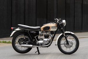 1964 T120 Triumph 650 Bonneville  For Sale