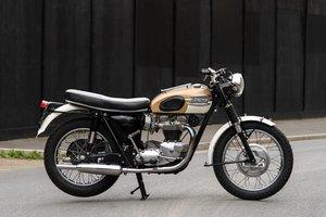 1964  T120 Triumph 650 Bonneville