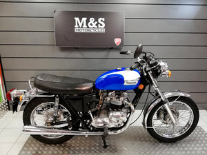 1973 Triumph Tiger TR7V For Sale