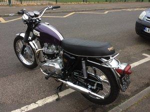 1970 Triumph TR6R Motorcycle