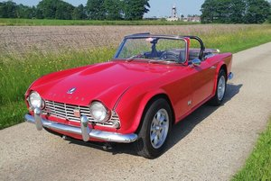 1963 Triumph TR4: 13 Apr 2019 For Sale by Auction