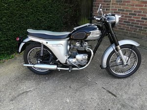 1965 Triumph Speed Twin 5TA - 500cc - Mot & Tax Free -  SOLD