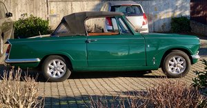 1969 Triumph Vitesse MK2 Convertible For Sale