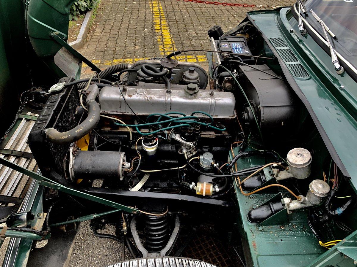 1969 Triumph Vitesse MK2 Convertible For Sale (picture 6 of 6)