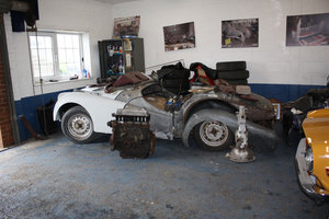 TR2 LONG DOOR 1954 PROJECT CAR SOLD