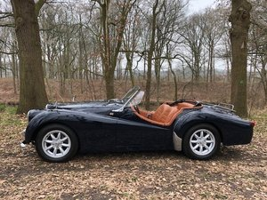 Triumph TR3 smallmouth 1957  For Sale