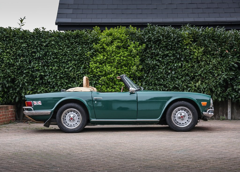 1974 Triumph TR6 SOLD by Auction (picture 2 of 6)