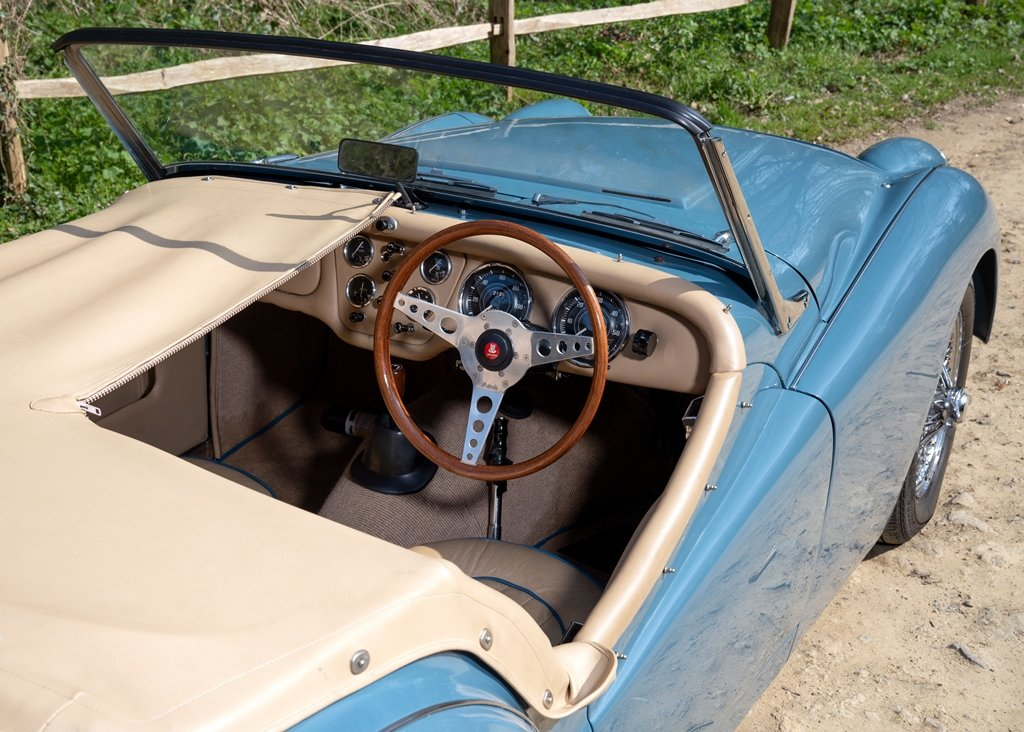 1953 Triumph TR3 Convertible SOLD by Auction (picture 6 of 6)