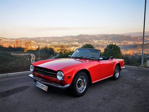 Triumph TR6 Pi - 1973 For Sale