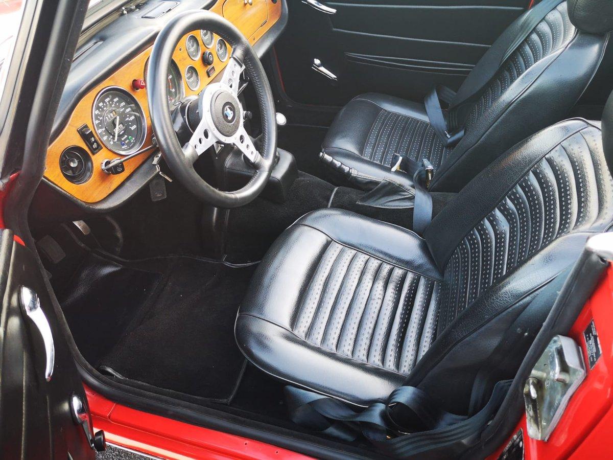 Triumph TR6 Pi - 1973 For Sale (picture 2 of 6)