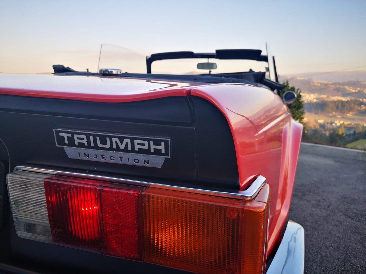 Triumph TR6 Pi - 1973 For Sale (picture 5 of 6)
