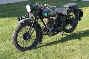 1930 Triumph 550cc NSD