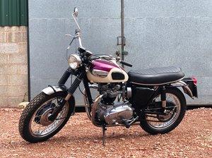 1968 Triumph T120TT Bonny Replica. Desert Sled. For Sale