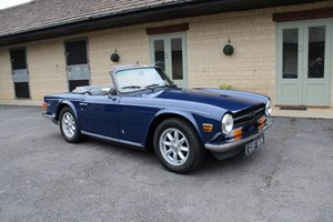 1974 TRIUMPH TR6 For Sale
