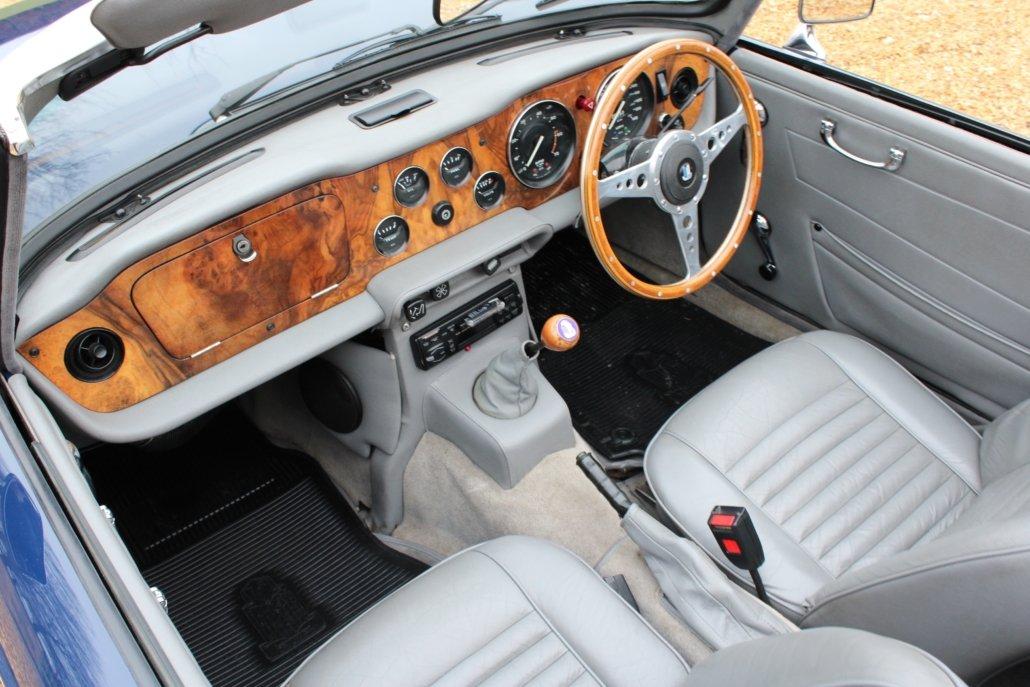 1974 TRIUMPH TR6 For Sale (picture 5 of 12)
