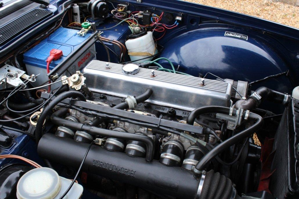 1974 TRIUMPH TR6 For Sale (picture 6 of 12)