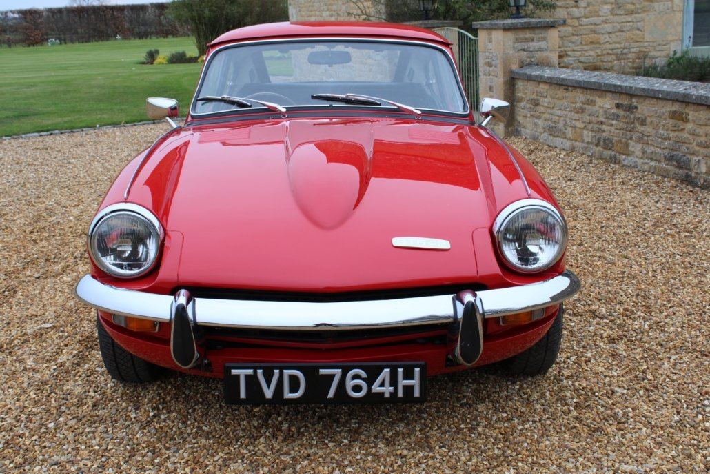 1969 TRIUMPH GT6 MK2 2.5L - SPECIAL CAR - £23,950 For Sale (picture 3 of 12)