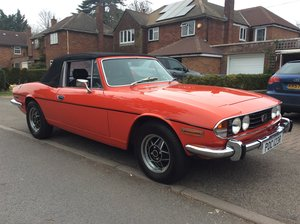1976 Triumph Stag Manual Overdrive