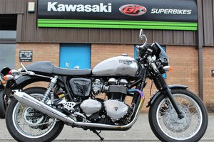 2015 15 Triumph Thruxton 900 Factory 8 Ball Edition For Sale