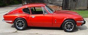 1971 Triumph GT6 Mk3 - Built to your spec.