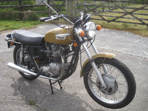 1972 Triumph Bonniville T120V For Sale