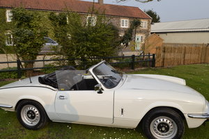 1975 Triumph Spitfire MKIV 1500 +hardtop - extensively renovated For Sale
