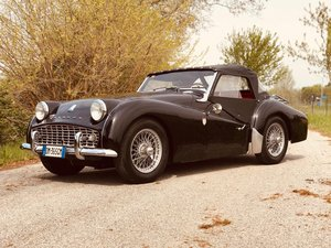 "1960 TRIUMPH TR3 A ""ASI ORO"" For Sale"