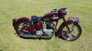 1952 Classic Triumph