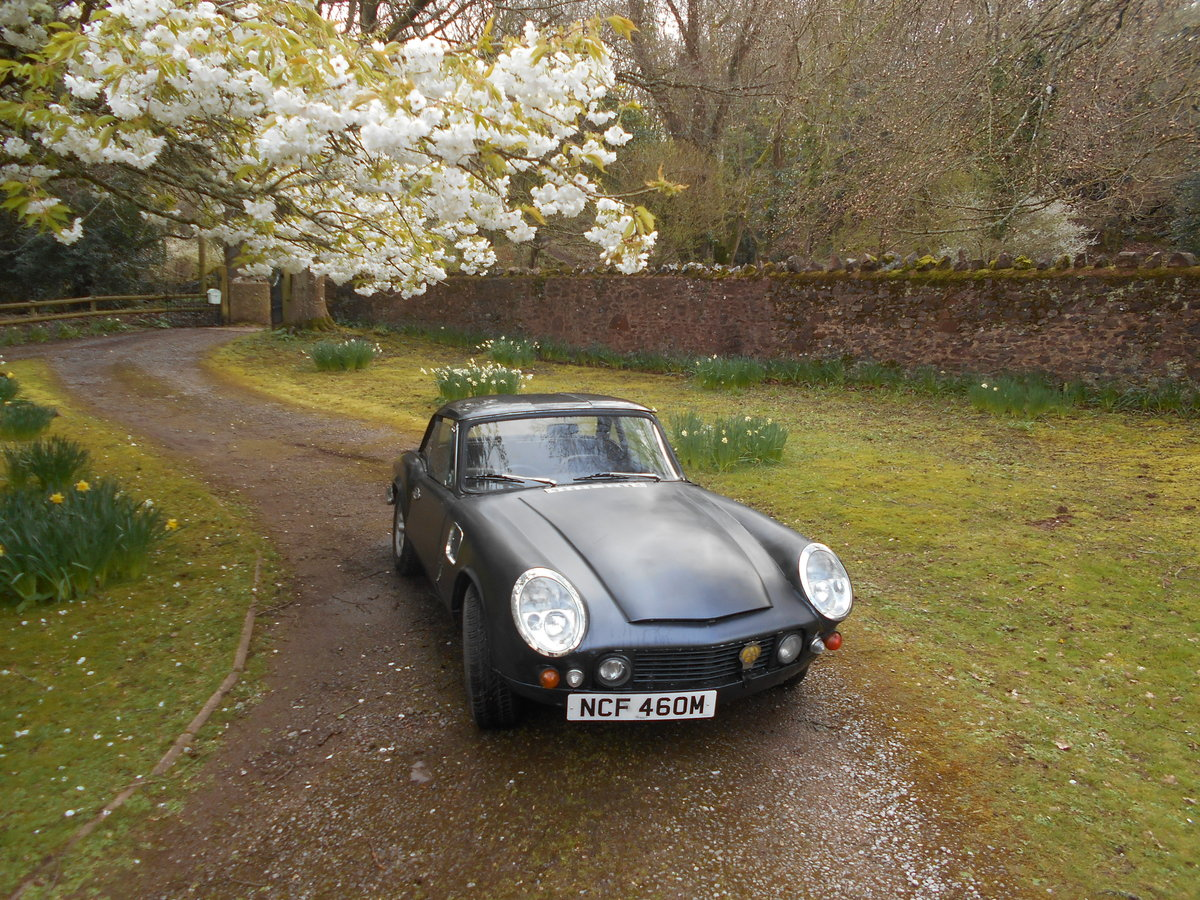 1973 Triumph Spitfire Fitted With Gt6 Running Gear For Sale Car