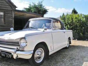 1968 Trimph Herald Convertible 13/60 For Sale