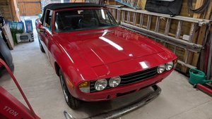 1974 Triumph Stag V8 Auto For Sale