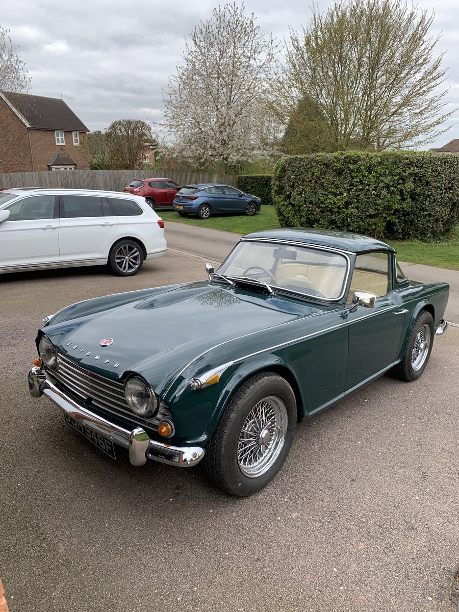 1967 TR4a For Sale (picture 1 of 6)