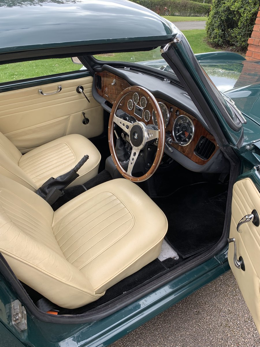 1967 TR4a For Sale (picture 3 of 6)