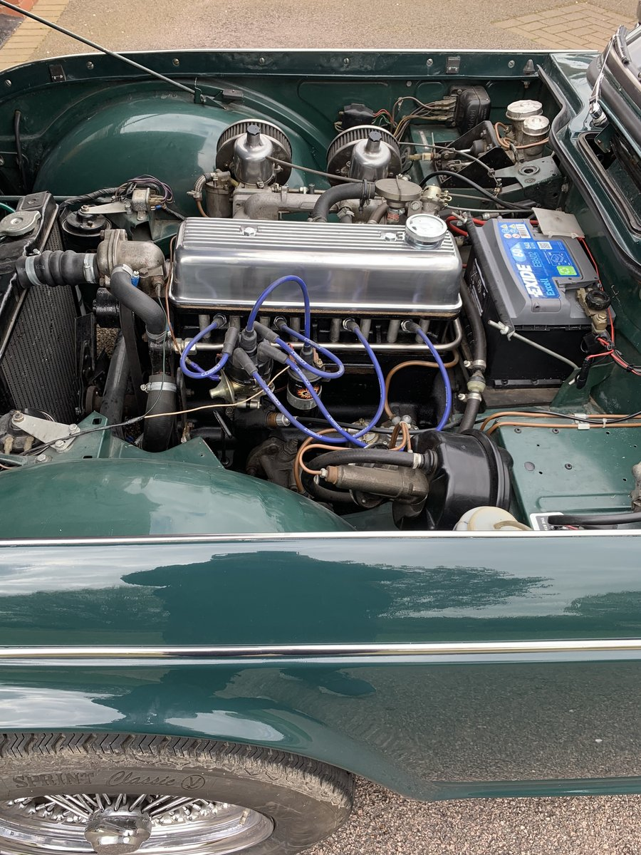 1967 TR4a For Sale (picture 5 of 6)