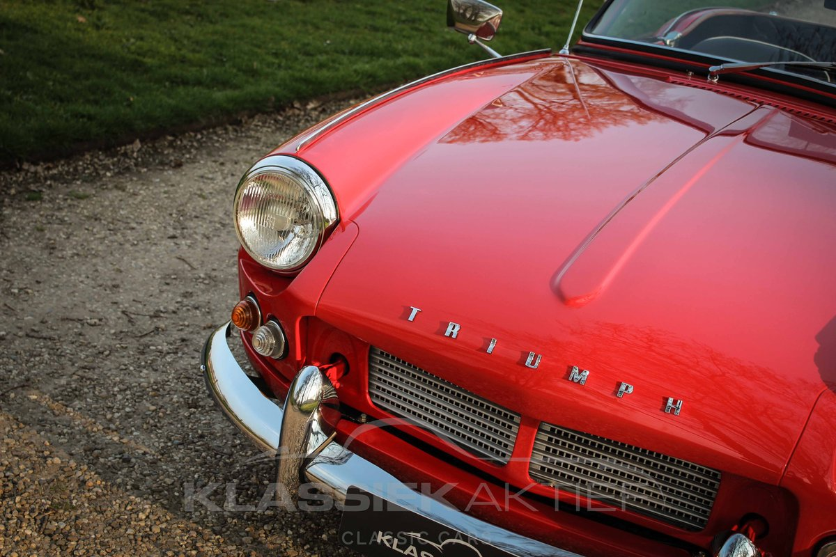 1964 Very unique and rare Spitfire MK1 For Sale (picture 3 of 6)