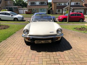 1972 Triumph Spitfire Mk4 1300, Genuine 33K Miles For Sale