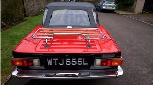 1971 Tr6 150 BHP CP For Sale