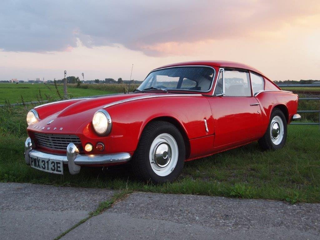 1967 Triumph GT6 Mk1 RHD  For Sale (picture 1 of 6)