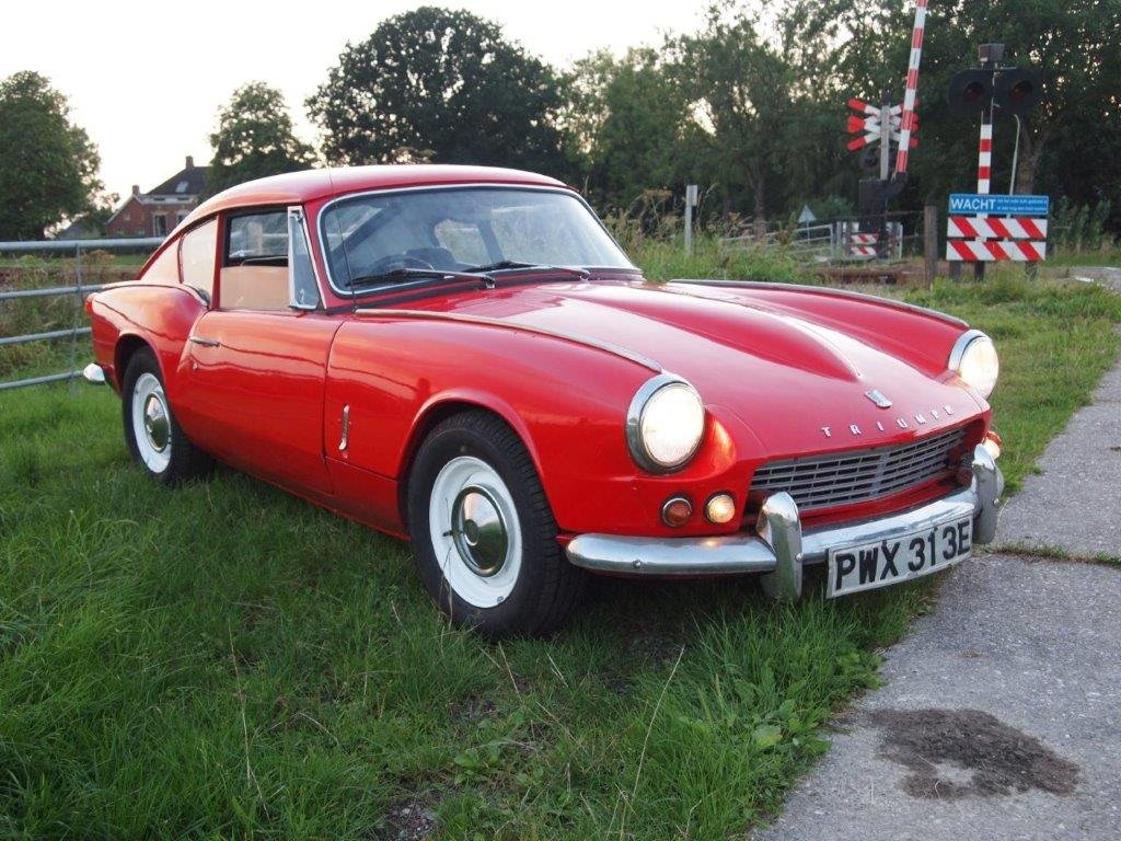 1967 Triumph GT6 Mk1 RHD  For Sale (picture 4 of 6)
