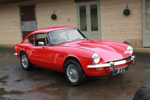 1970 TRIUMPH GT6 MK2 - BEST AVAILABLE - SOLD For Sale