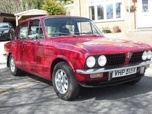 1981 Triumph dolomite 1850 hl ex development car 53 k