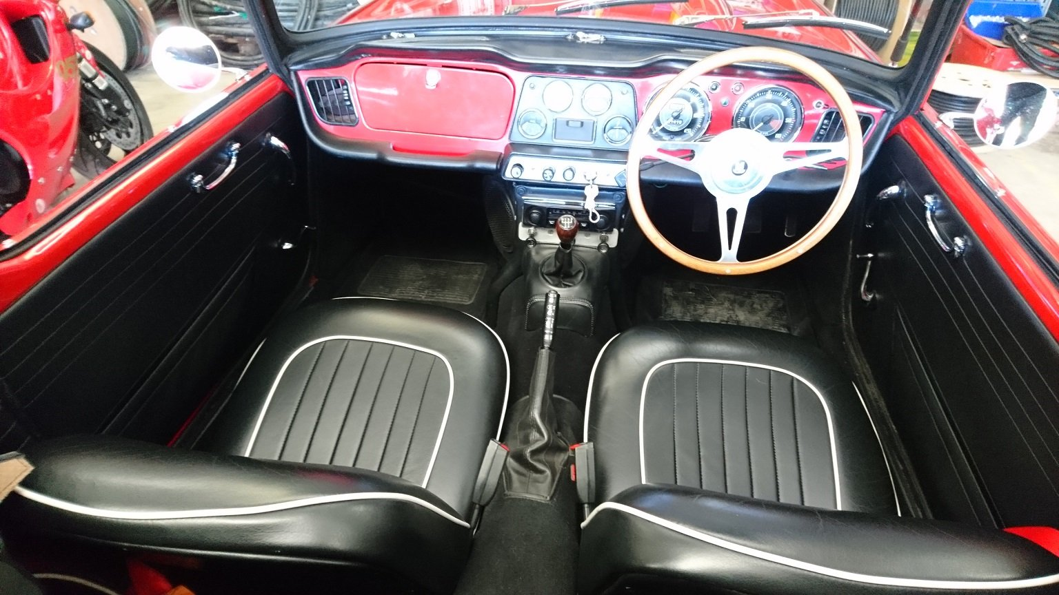 1963 Special Little TR4 SOLD (picture 4 of 6)