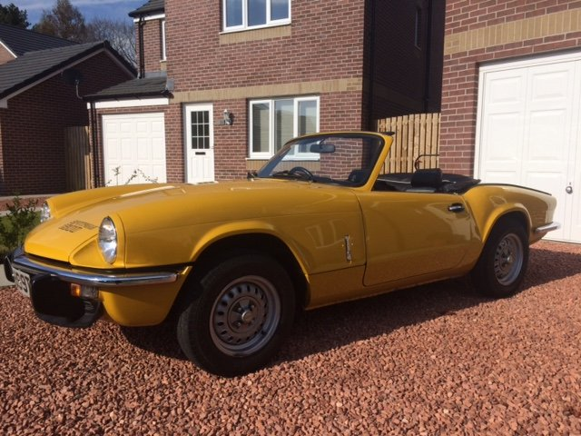 Triumph Spitfire 1500 (1979) For Sale (picture 2 of 6)